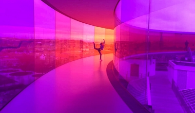 Eva at Aros Art Museum
